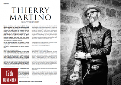 Thierry Martino in Barberline